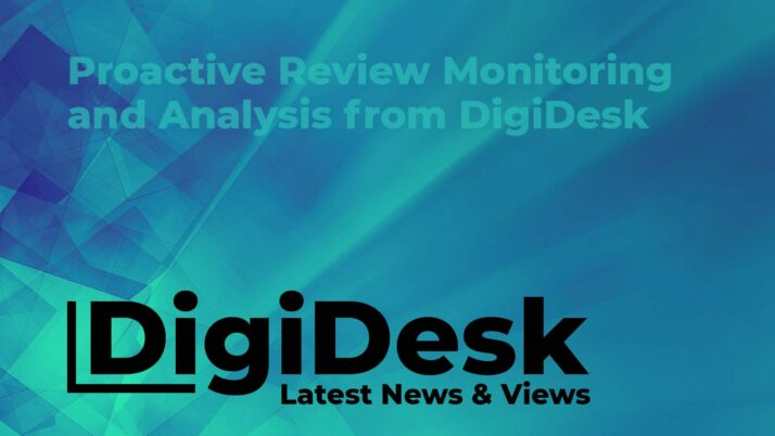 Proactive Review Monitoring and Analysis from DigiDesk