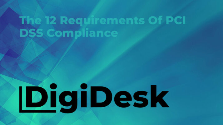The 12 Requirements Of Compliance